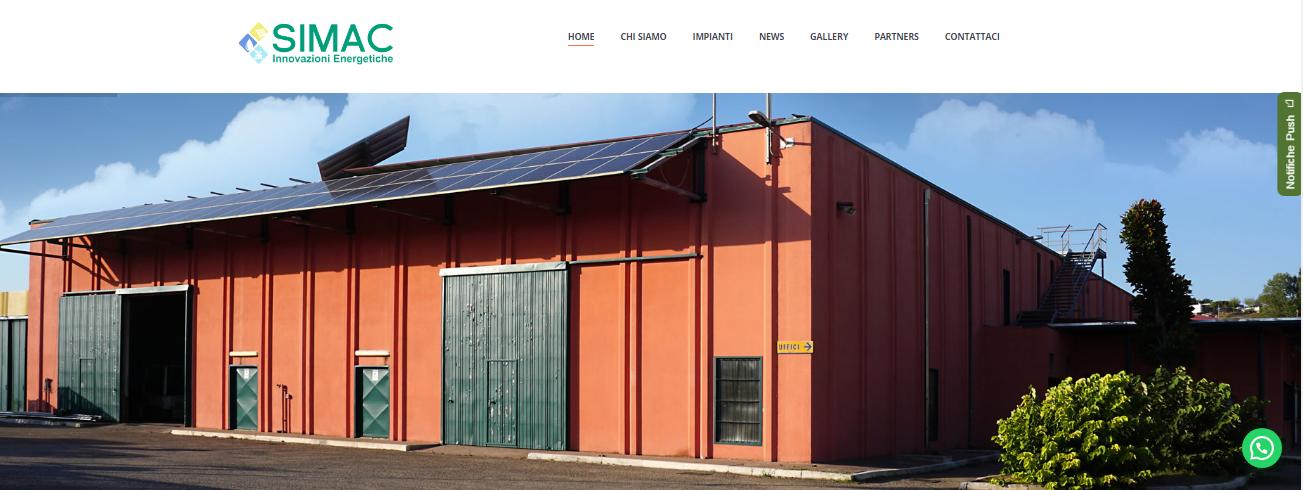 Siamo online col nostro nuovo sito, con una nuova veste grafica e contenuti aggiornati!