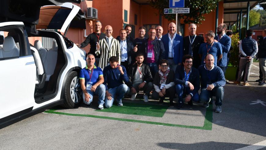 Grande successo per l'Open Day Tesla