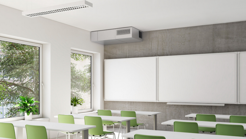 Inizio scuola, aerazione e ventilazione delle aule: attenzione ai dispositivi che si utilizzano.